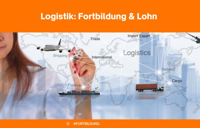 Fortbildung in der Logistik sichert höheren Lohn